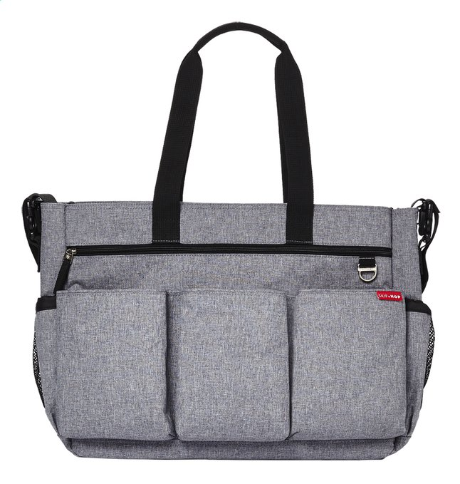 Afbeelding van Skip*Hop Verzorgingstas Duo Double Signature heather grey from Dreambaby