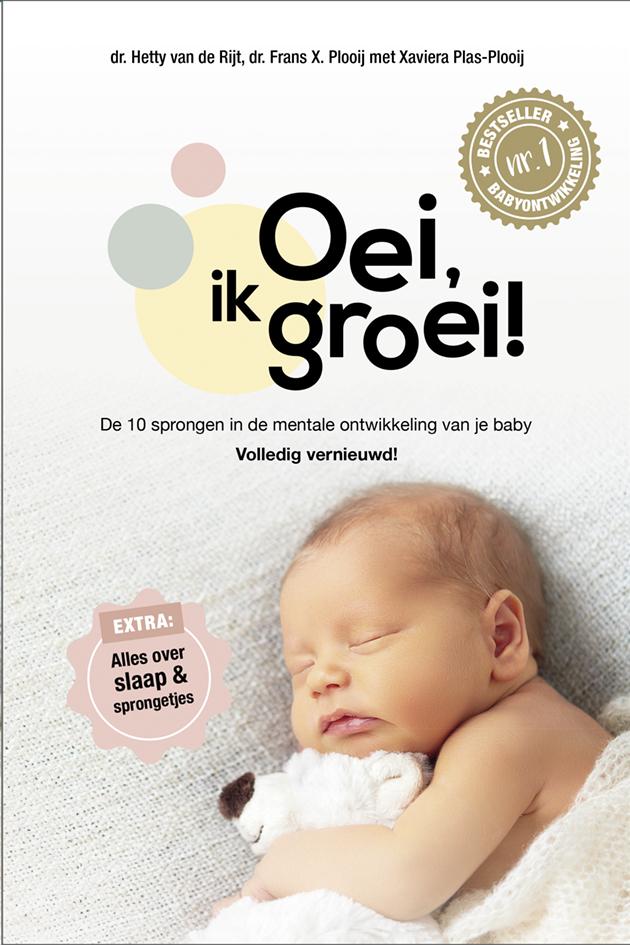 Afbeelding van Boek Oei, ik groei! - De 10 sprongen in de mentale ontwikkeling van je baby from Dreambaby