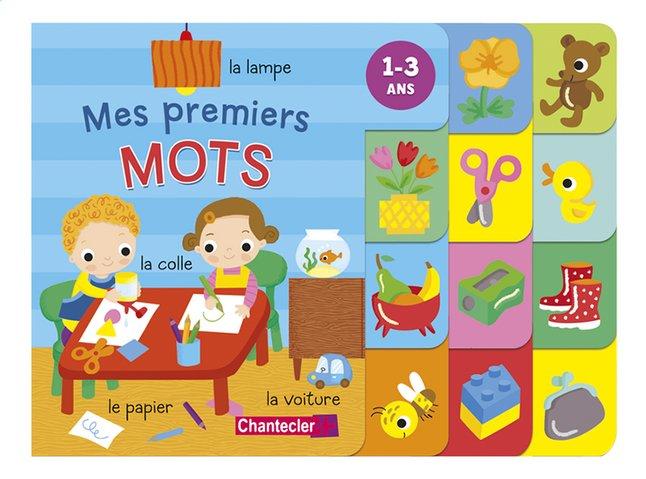Afbeelding van Babyboek Mes premiers mots from Dreambaby