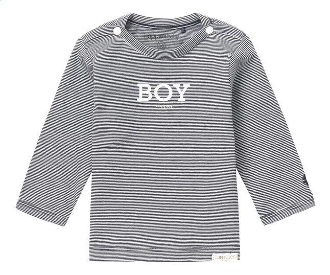 Afbeelding van Noppies T-shirt met lange mouwen Newman navy from Dreambaby