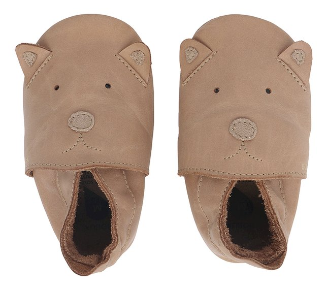 Bobux Chaussures Soft sole Woof caramel