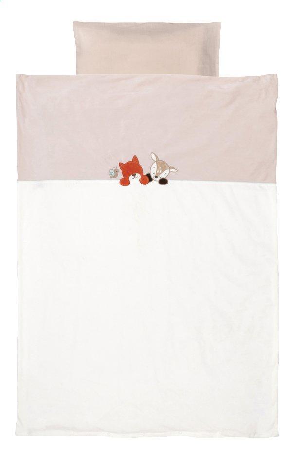 Nattou Dekbedovertrek Fanny & Oscar polyester