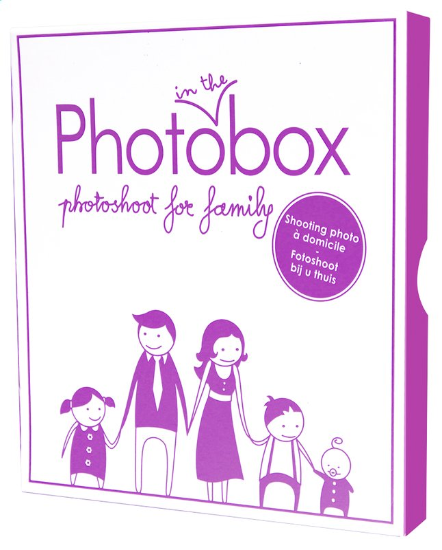 Image pour Photointhebox Shooting photo de famille à partir de Dreambaby