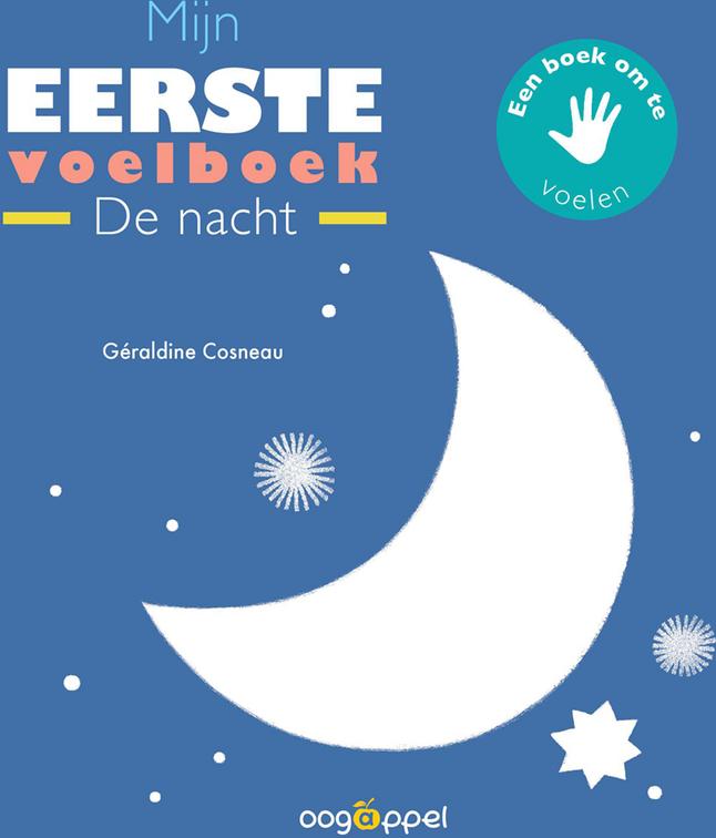 Babyboek Mijn eerste voelboek - De Nacht