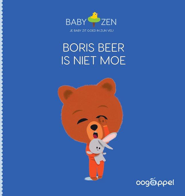 Afbeelding van Babyboek Boris Beer is niet moe from Dreambaby