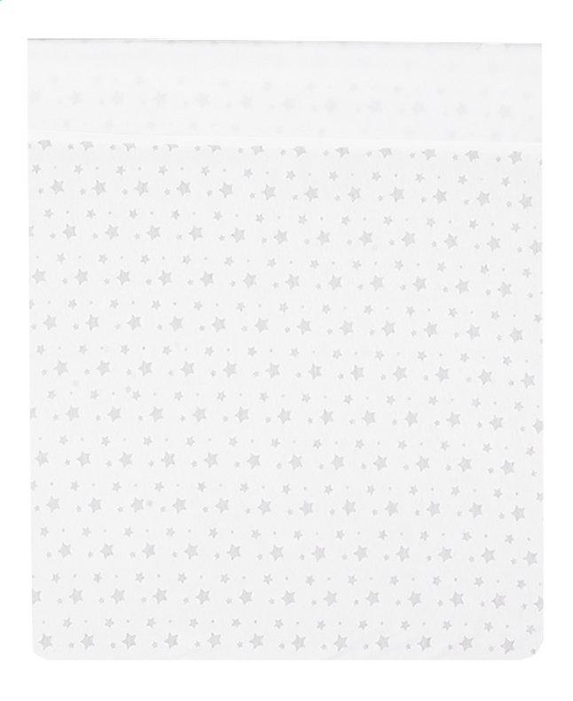 Afbeelding van Dreambee Laken voor wieg of park Essentials wit katoen from Dreambaby