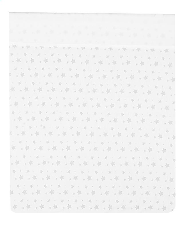 Image pour Dreambee Drap pour lit Essentials blanc coton à partir de Dreambaby