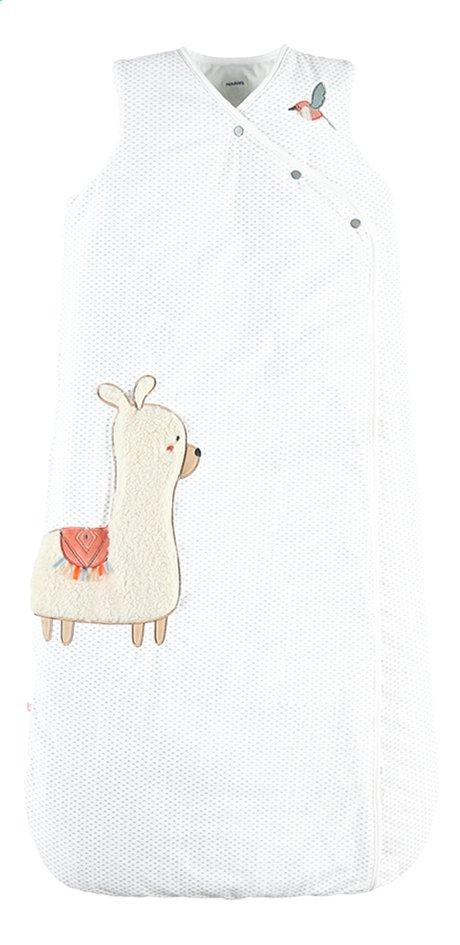 Image pour Noukie's Sac de couchage Moris & Sacha Veloudoux polyester beige 90 - 110 cm à partir de Dreambaby