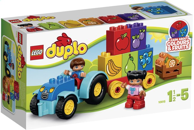 Image pour LEGO DUPLO 10615 Mon premier tracteur à partir de Dreambaby
