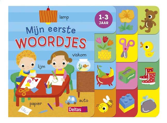 Afbeelding van Babyboek Mijn eerste woordjes from Dreambaby