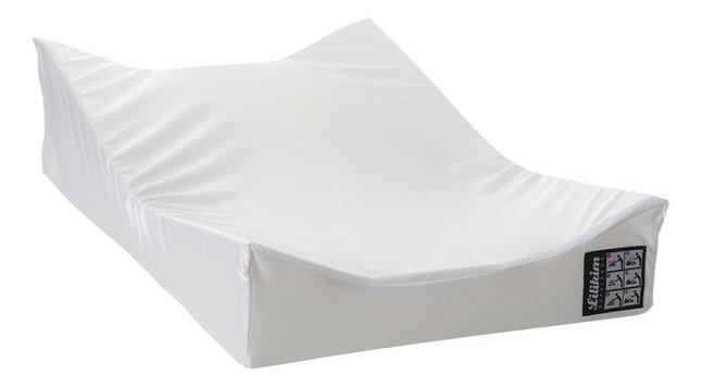 Image pour Lilikim Matelas à langer incliné Sofalange blanc à partir de Dreambaby