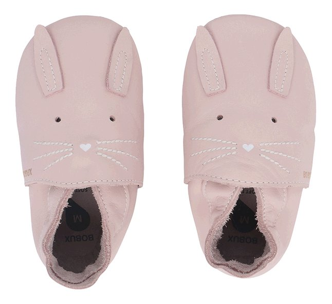 Bobux Chaussures Soft sole Blossom Hop rose