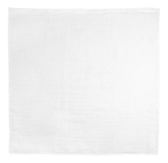 Image pour Lingette tetra blanc L 70 x Lg 70 cm - 6 pièces à partir de Dreambaby