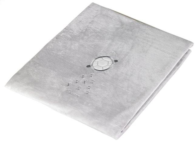 Image pour Quax Couverture pour lit Théodore coton/polaire à partir de Dreambaby