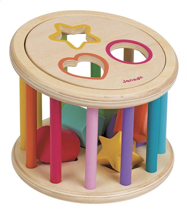 Afbeelding van Janod Vormsorteerder Shape Sorter Drum from Dreambaby