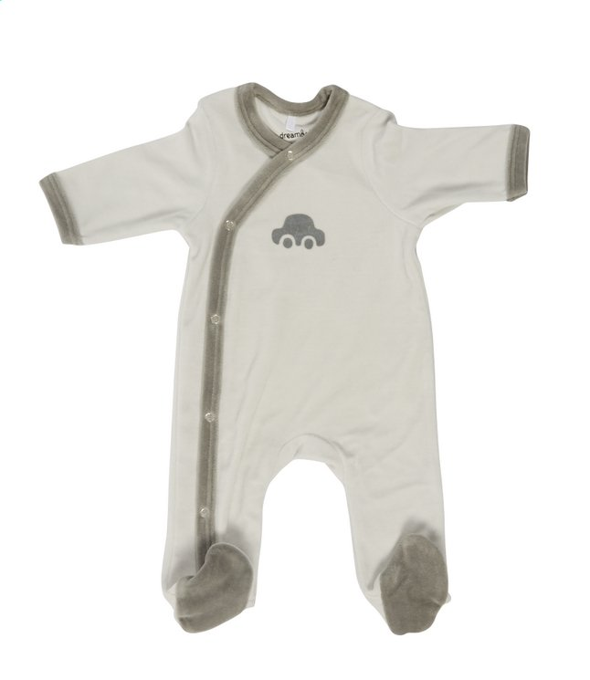 Afbeelding van Dreambee Pyjama Essentials auto taupe grey maat 50/56 from Dreambaby