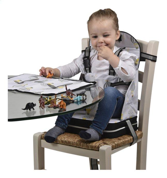 Afbeelding van Polar Gear Stoelverhoger met placemat Booster seat from Dreambaby
