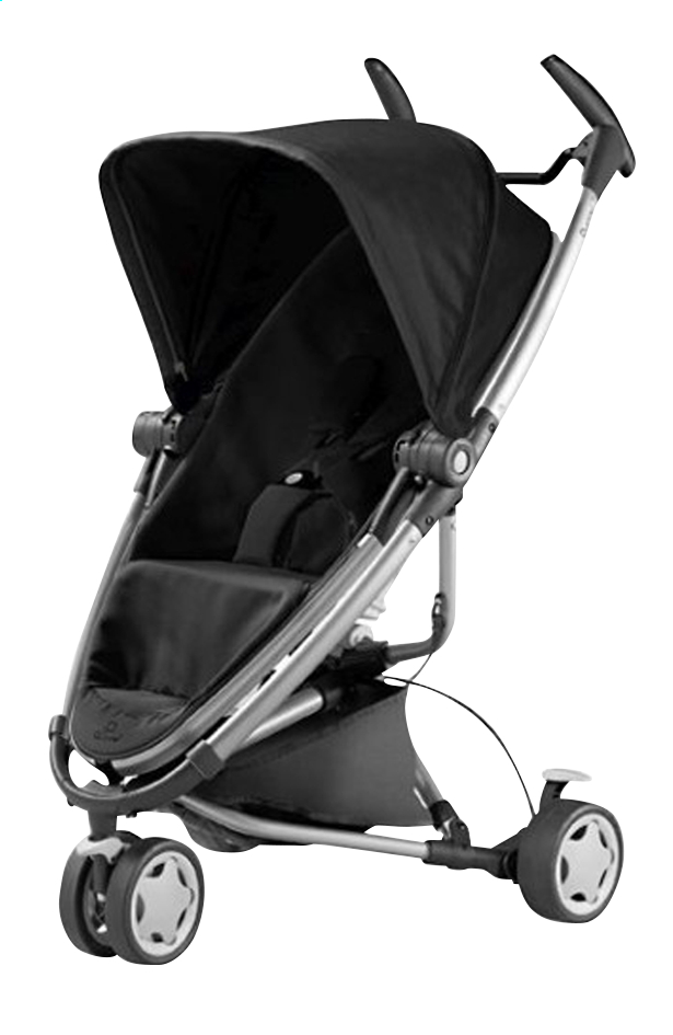 Afbeelding van Quinny Buggy Zapp Xtra 2.0 rocking black from Dreambaby