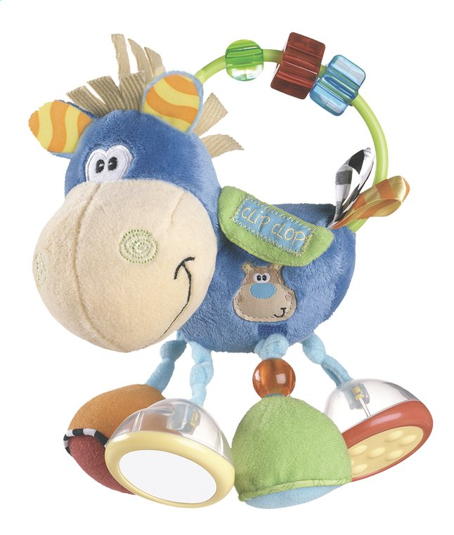 Playgro Rammelaar Clip Clop Activity Rattle