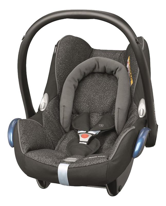 Afbeelding van Maxi-Cosi Draagbare autostoel CabrioFix Groep 0+ triangle black from Dreambaby