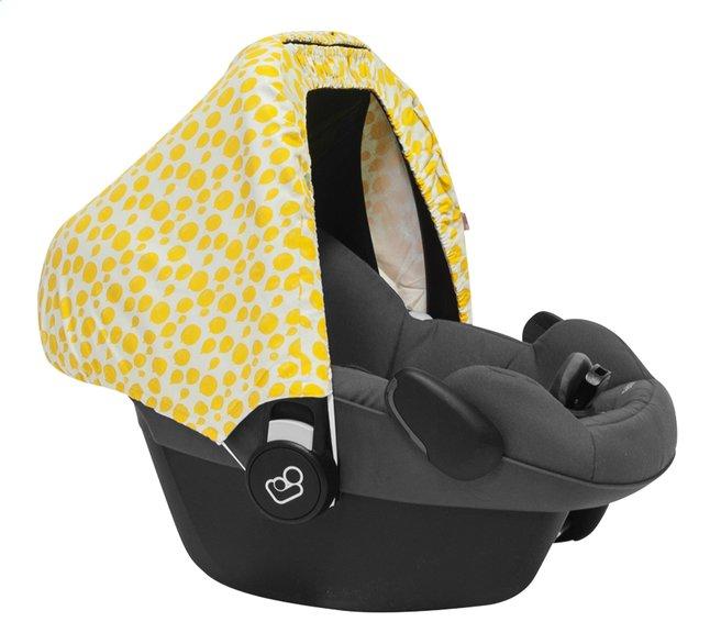 Image pour Trixie Capote pare-soleil pour siège-auto portable Balloon Yellow à partir de Dreambaby