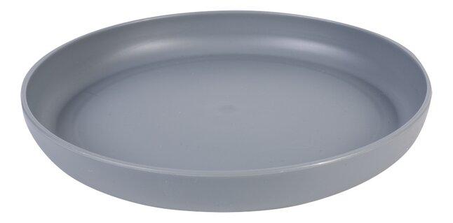 Dreambee Assiette plate Essentials bleu gris