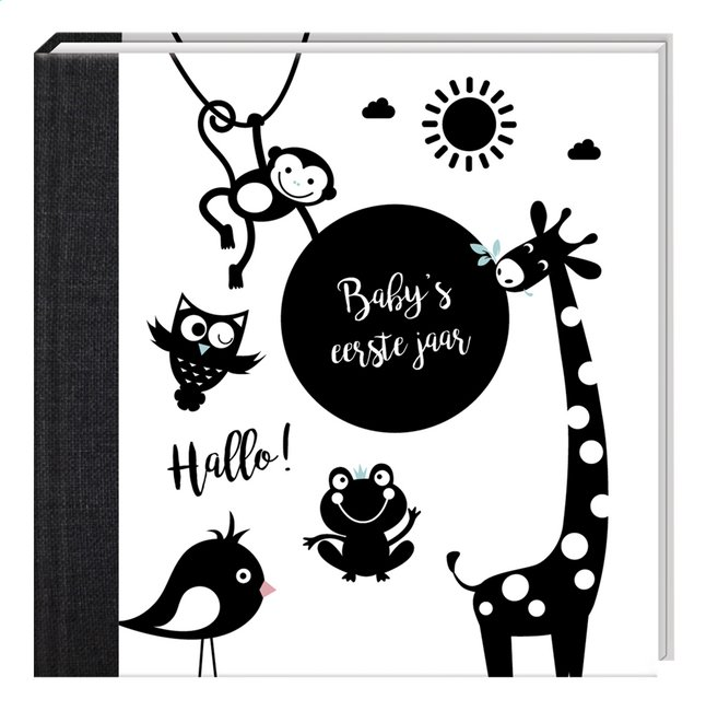 Afbeelding van Babydagboek Baby's eerste jaar from Dreambaby