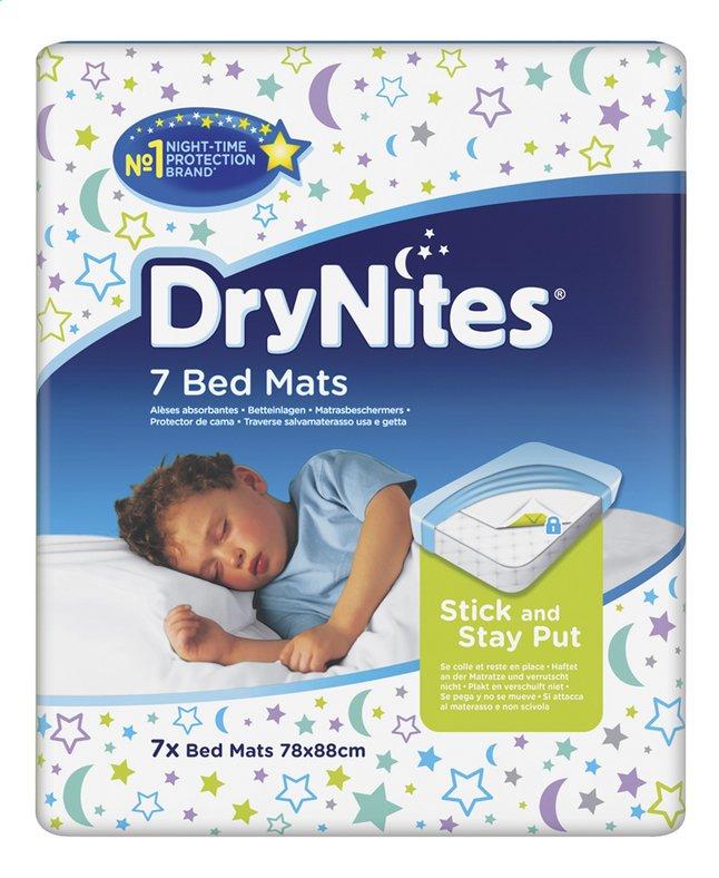 Afbeelding van DryNites Bedmatjes Huggies  - 7 stuks from Dreambaby