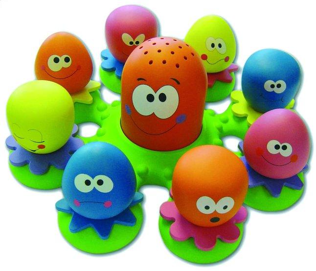 Afbeelding van Tomy Badspeeltje Octopusfamilie from Dreambaby