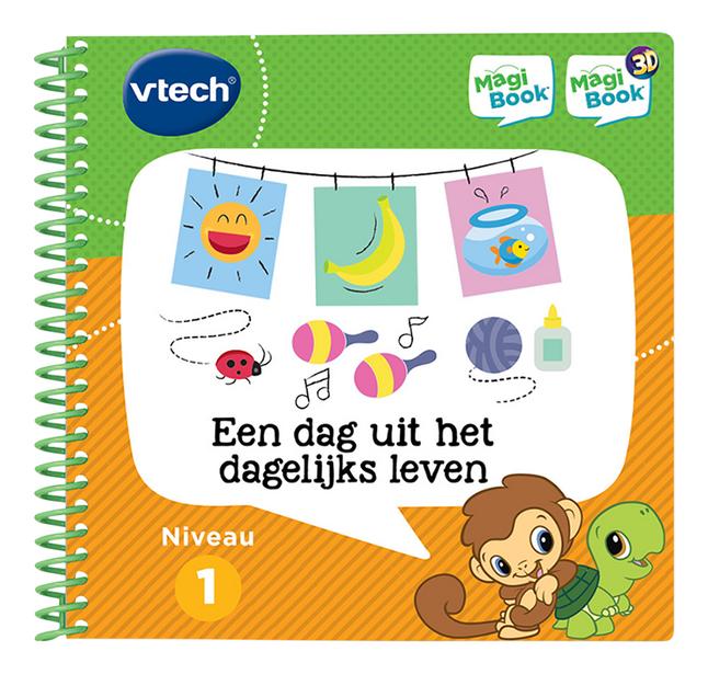 VTech MagiBook Een dag uit het dagelijkse leven