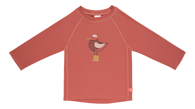 Lässig T-shirt Mlle Mouette coral