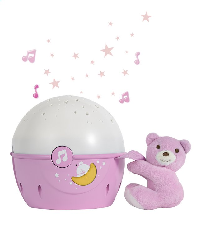 Image pour Chicco Projecteur Next 2 Stars First Dreams rose à partir de Dreambaby