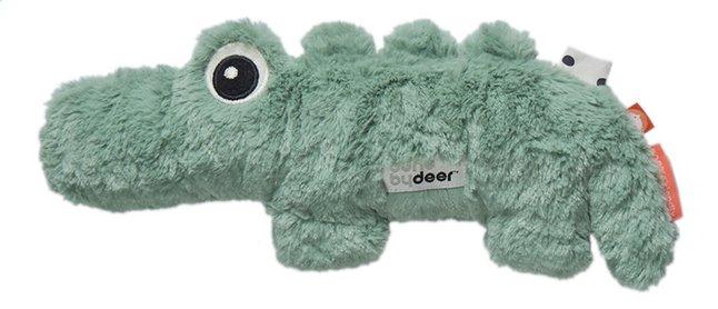 Afbeelding van Done by Deer Knuffel Cuddle Cute Croco 19 cm from Dreambaby