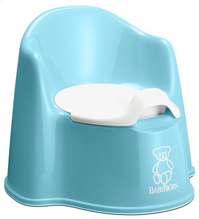 Image pour BabyBjörn Petit pot turquoise à partir de Dreambaby