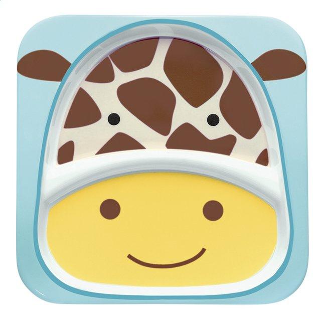 Afbeelding van Skip*Hop Bord met vakken Zoo Giraffe from Dreambaby