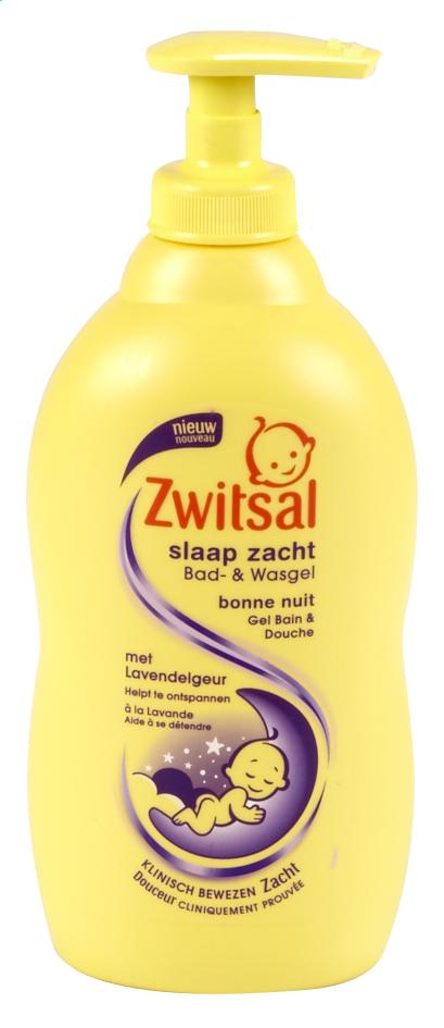 Afbeelding van Zwitsal Bad- en douchegel Slaap Zacht 400 ml lavendel from Dreambaby