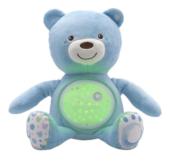 Image pour Chicco Peluche pour dormir Baby Bear First Dreams bleu à partir de Dreambaby