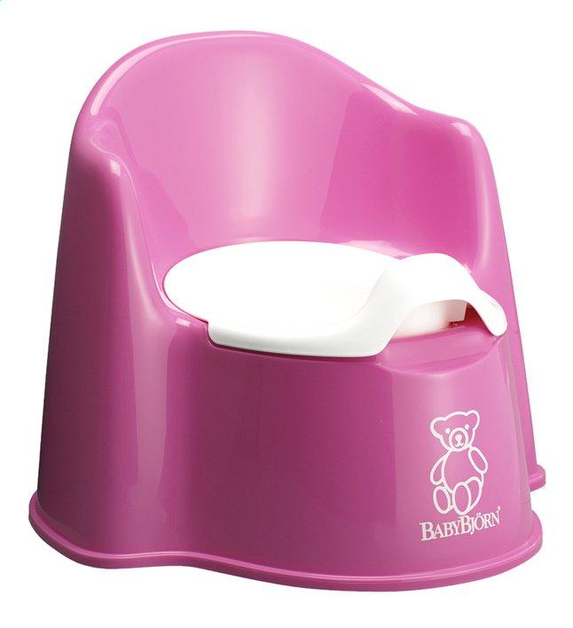 Afbeelding van BabyBjörn Potje roze from Dreambaby