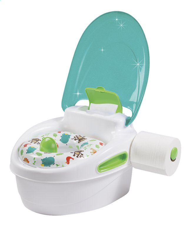 Afbeelding van Summer Infant 3-in-1 potje Step-By-Step Potty from Dreambaby