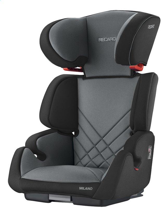 Afbeelding van RECARO Autostoel Milano Seatfix Groep 2/3 carbon black from Dreambaby