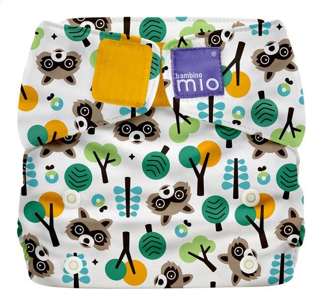 Image pour Bambino Mio Lange lavable Miosolo Raccoon Retreat 4 kg - 20 kg à partir de Dreambaby