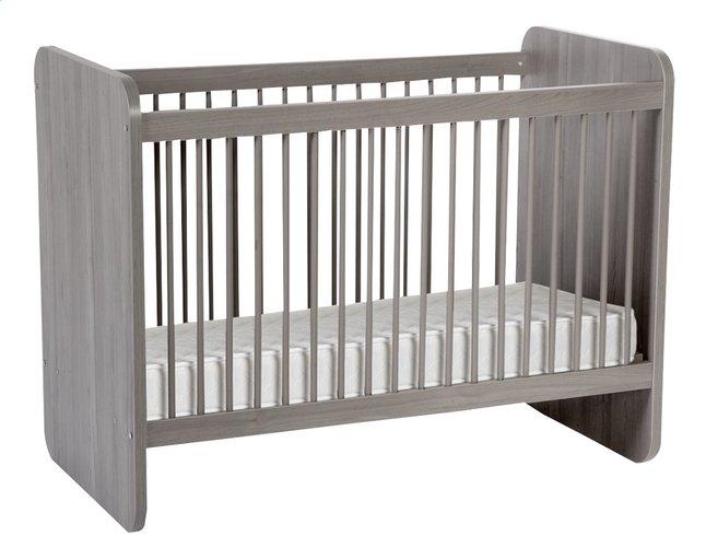 Standaard Afmetingen Babybed.Meegroeibed Luca Dreambaby