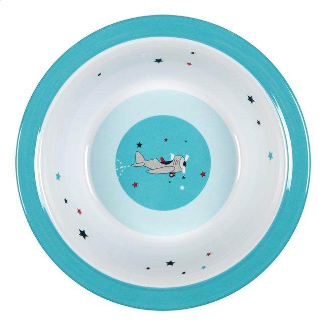 Image pour Lässig Assiette creuse Little Airplane bleu à partir de Dreambaby