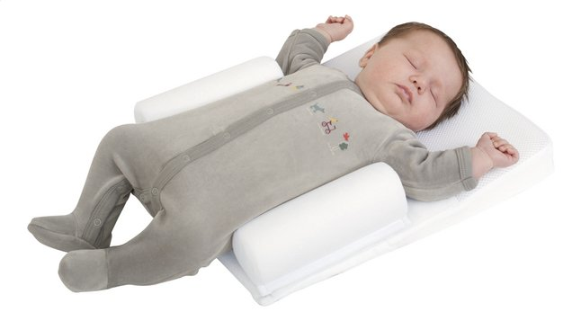 Afbeelding van doomoo basics Rugligkussen Supreme Sleep Small from Dreambaby