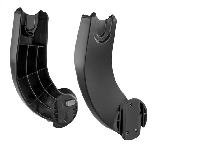 Afbeelding van RECARO Adapter Citylife black from Dreambaby