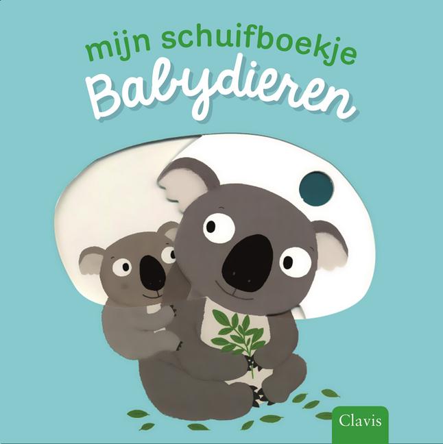 Image pour Livre pour bébé Mijn schuifboekje: Babydieren NL à partir de Dreambaby