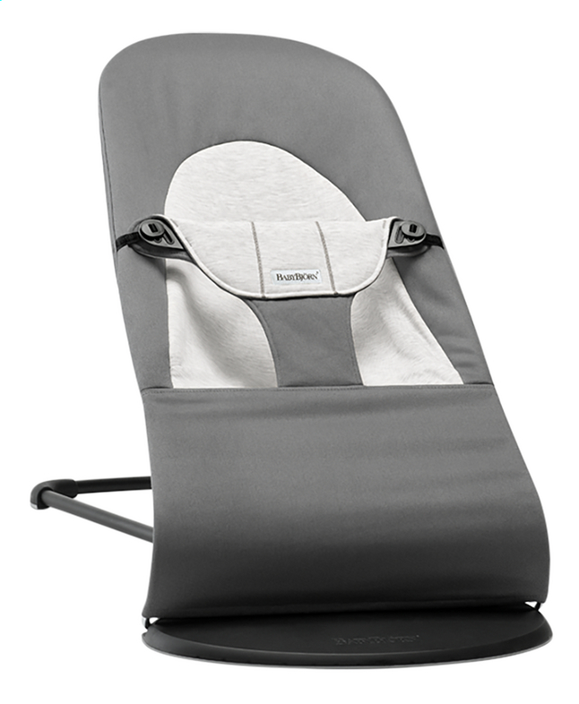 Afbeelding van BabyBjörn Relax Balance Soft Selection donkergrijs from Dreambaby