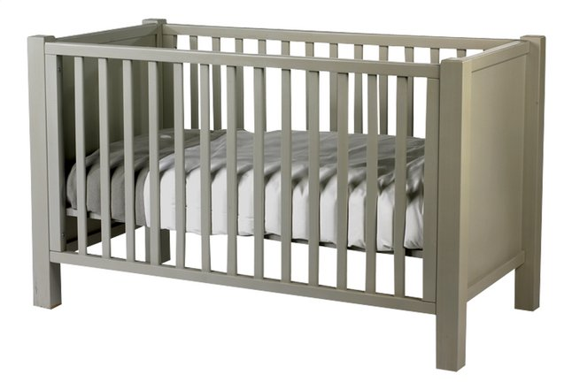 Afbeelding van Quax Babybed Marie-Sophie taupe from Dreambaby