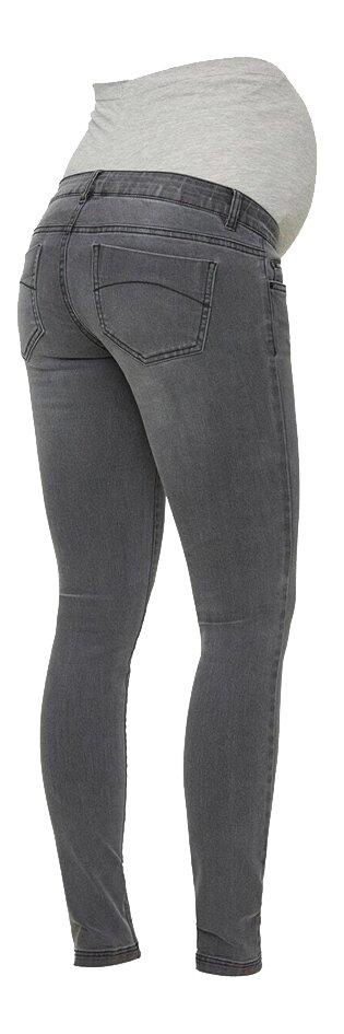 Mamalicious Pantalon Lola Slim gris