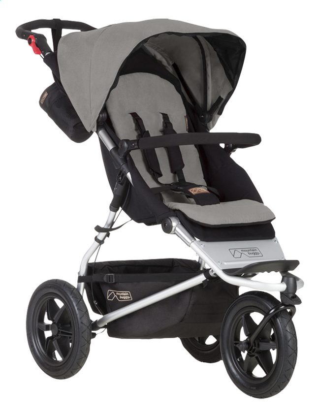 Afbeelding van Mountain Buggy Wandelwagen Urban Jungle V3 silver from Dreambaby